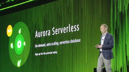 AWS Aurora Serverless - A Quick Review