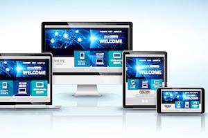 Webseiten und Frontends